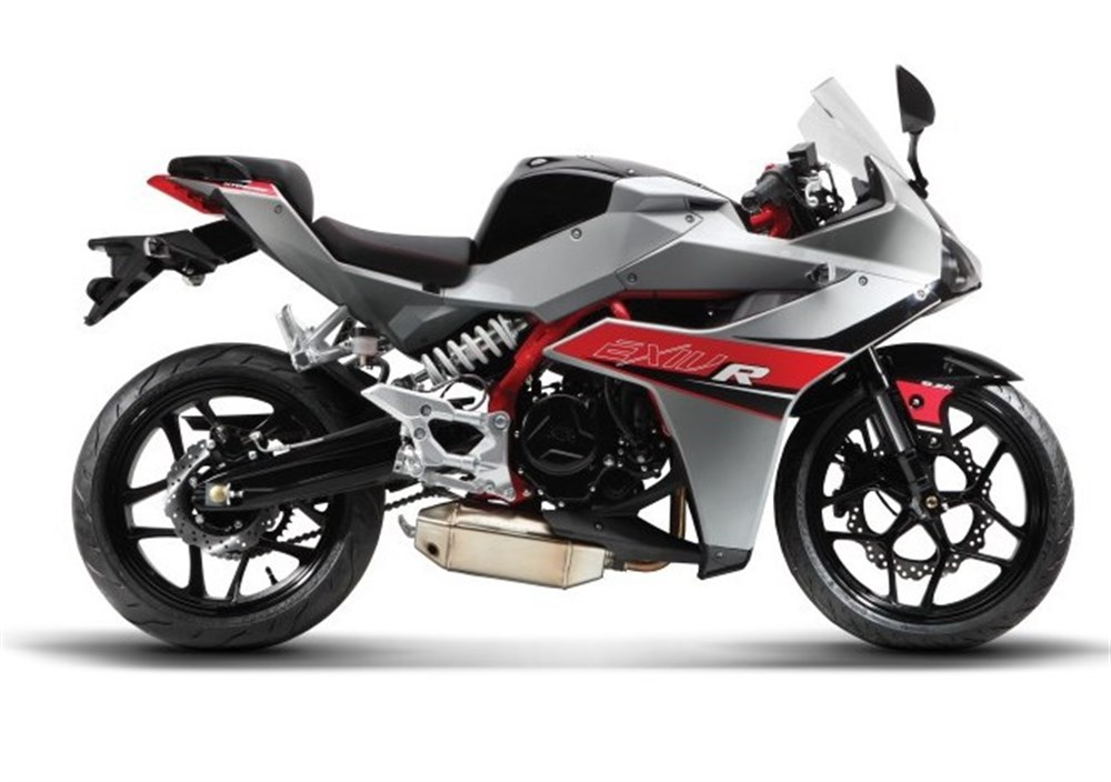 HYOSUNG GD 250 R 2016 New | Bolton Motorcycles